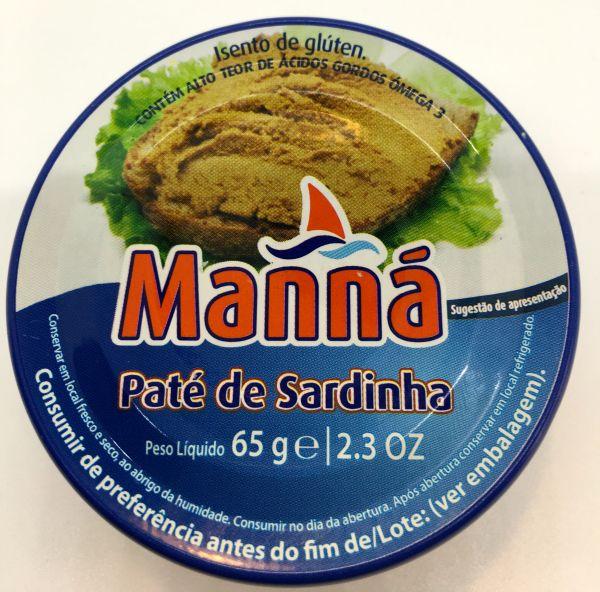 Sardinenpaste Manna