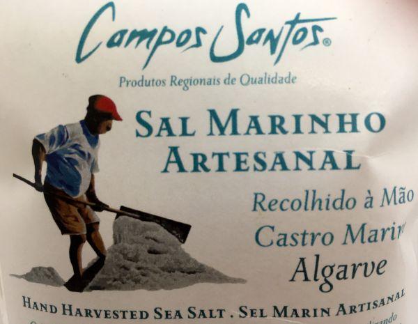 "Meersalz ""Sal Marinho Artesanal"" 500g"