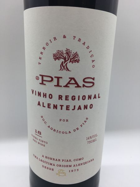 Rotwein As Pias 0,75L