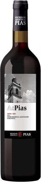 Rotwein As Pias 0,75L