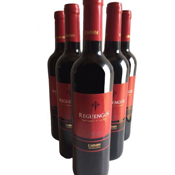 Rotwein Reguengos Kiste 6x0,75L