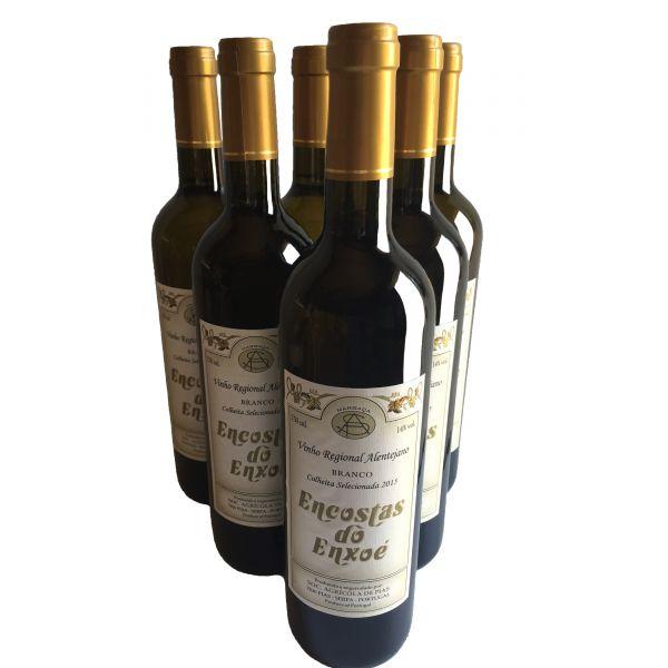 Weißwein Encostas do Enxoe Kiste 6x0,75L