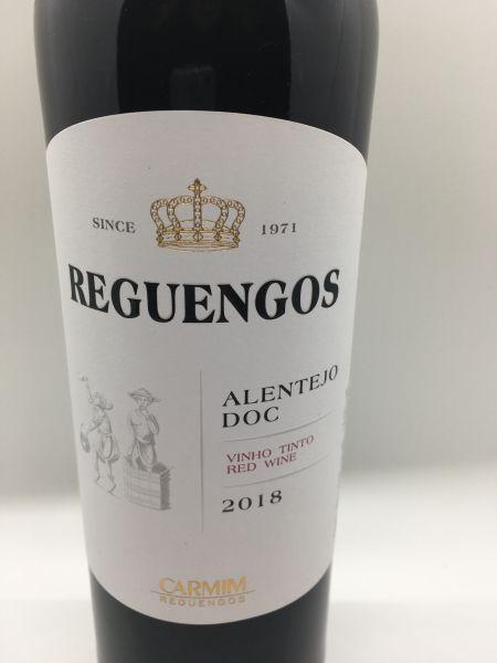 Rotwein Reguengos 2018