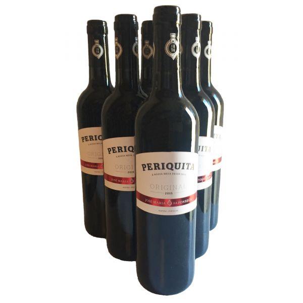 Rotwein Periquita Kiste 6x0,75L