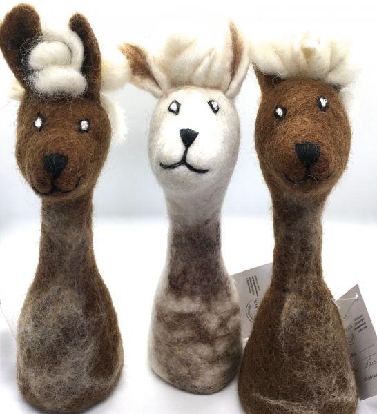 "Eierwärmer ""Lama"""